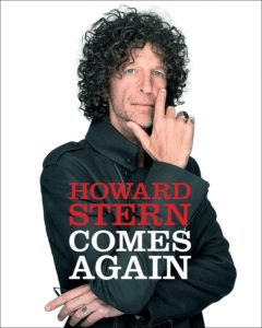 Howard Stern Comes Again front book cover