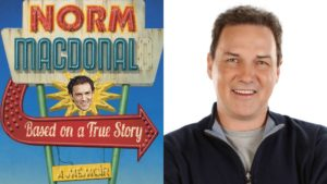 Norm Macdonald Book Cover