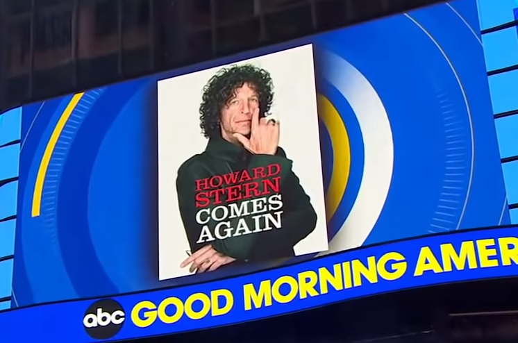 Howard Stern GMA