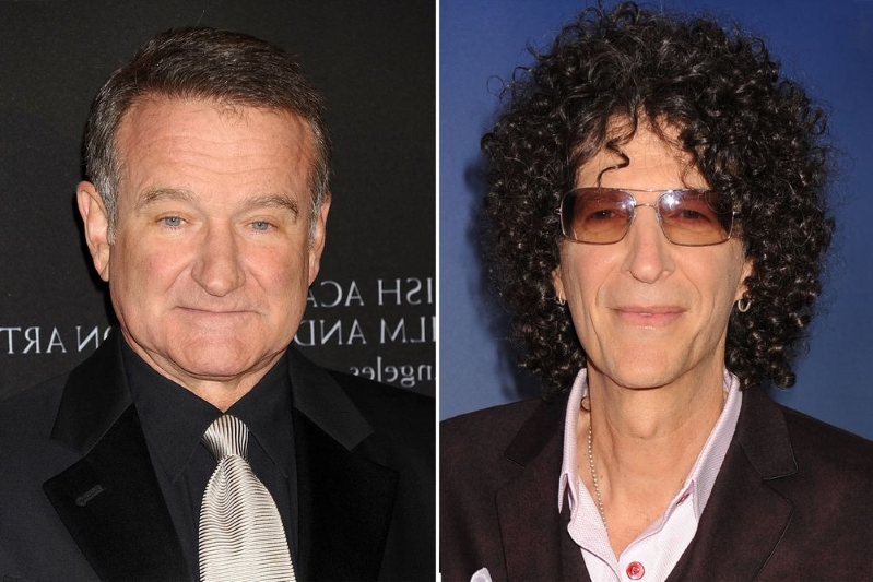 Howard Stern's Biggest Regret is Robin Williams Interview